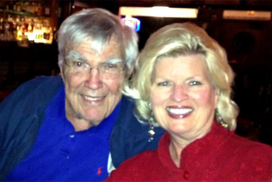 Ken Kressenberg, M.D. and Sonnee – Ken has been my mentor and friend since 1980